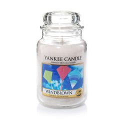 Candele profumate Yankee Candle color biege  Windblown Large Jar online - Prezzo:   20.93 €
