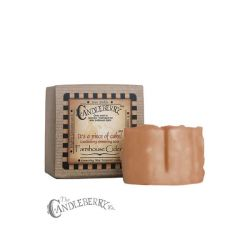Candele profumate Candleberry color beige  Farmhouse Cider Cake Tart online - Prezzo:   7.63 €