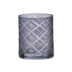 Accessori Yankee Candle color grigio  Grey Etched Star Votive Holder online - Prezzo:   9.99 €