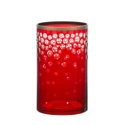 Accessori Yankee Candle color rosso  Red and Gold Snowfall Large/Medium Jar Holder online - Prezzo:   15.74 €