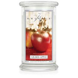 Candele profumate Kringle color bianco  Gilded Apple Large Jar online - Prezzo:   30.95 €