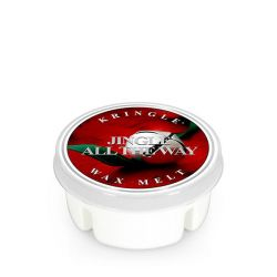 Kringle Candle  color bianco  Jingle All The Way Wax Melt online - Prezzo:   1.82 €