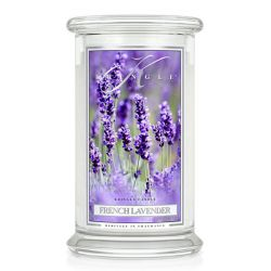 Candele profumate Kringle color bianco  French Lavender Large Jar online - Prezzo:   24.75 €