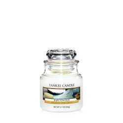 Candele profumate Yankee Candle color bianco  Baby Powder Small Jar online - Prezzo:   11.90 €