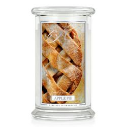 Candele profumate Kringle color bianco  Apple Pie Large Jar online - Prezzo:   24.75 €