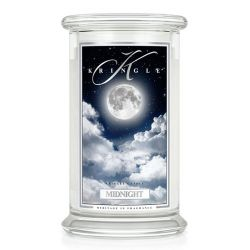 Candele profumate Kringle color bianco  Midnight Large Jar online - Prezzo:   30.95 €