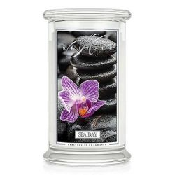 Candele profumate Kringle color bianco  Spa Day Large Jar online - Prezzo:   24.75 €