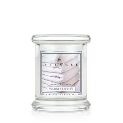 Candele profumate Kringle color bianco  Warm Cotton Mini Jar online - Prezzo:   16.95 €