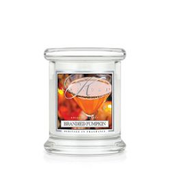 Candele profumate Kringle color bianco  Brandied Pumpkin Mini Jar online - Prezzo:   12.71 €