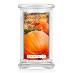 Candele profumate Kringle color bianco  Pumpkin Patch Large Jar online - Prezzo:   30.95 €