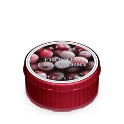 Candele profumate Kringle Candle color bianco  Frosted Cranberry Daylight online - Prezzo:   3.65 €