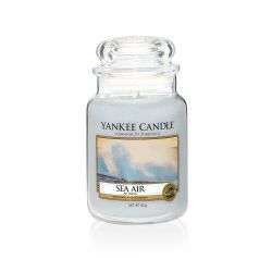 Candele profumate Yankee Candle color azzurro  Sea Air Large Jar online - Prezzo:   20.93 €