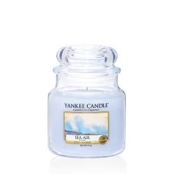 Candele profumate Yankee Candle color azzurro  Sea Air Medium Jar online - Prezzo:   17.43 €