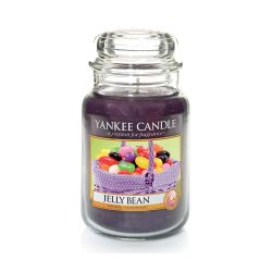 Candele Profumate Yankee Candle color viola  Jelly Bean Large Jar online - Prezzo:   29.90 €