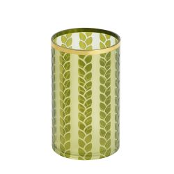 Accessori Yankee Candle color verde  Maize & Metal porta giara online - Prezzo:   31.49 €
