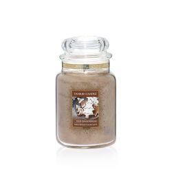 Candele profumate Yankee Candle color beige  Iced Gingerbread Large Jar online - Prezzo:   20.93 €