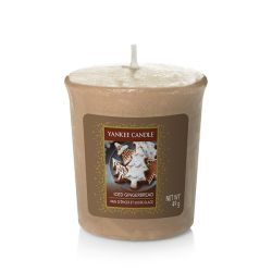 Candele profumate Yankee Candle color beige  Iced Gingerbread Votive Candle online - Prezzo:   1.85 €