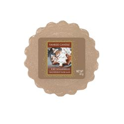 Candele profumate Yankee Candle color beige  Iced Gingerbread Wax Tart Melt online - Prezzo:   2.25 €