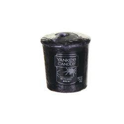Yankee Candle Halloween  color nero  Witches Brew Votivo online - Prezzo:   2.65 €