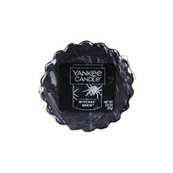 Yankee Candle Halloween  color nero  Witches Brew Tartina online - Prezzo:   2.25 €