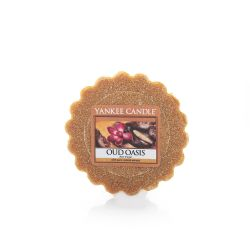 Candele profumate Yankee Candle color arancione  Oud Oasis Tarts Wax Melts online - Prezzo:   2.25 €