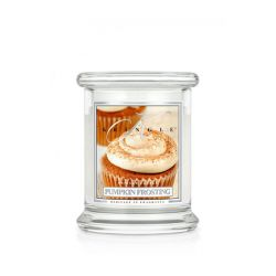 Candele profumate Kringle Candle color bianco  Pumpkin Frosting PREMIUM online - Prezzo:   13.93 €