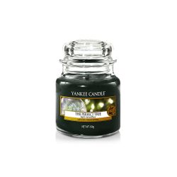 Candele profumate Yankee Candle color verde  The Perfect Tree Small Jar online - Prezzo:   11.90 €