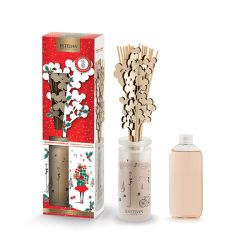 Diffusori a bastoncini Esteban color marrone  Bouquet Cannella & Mirtillo online - Prezzo:   19.90 €