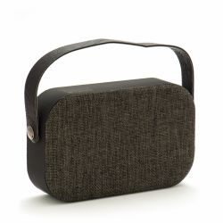 Idea Regalo Tognana color grigio  Speaker Tissue online - Prezzo:   31.50 €
