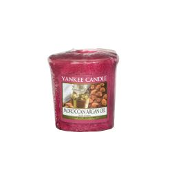 Candele profumate Yankee Candle color marrone  Moroccan Argan Oil Votive Candle online - Prezzo:   1.85 €
