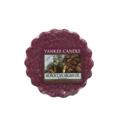 Candele profumate Yankee Candle color marrone  Moroccan Argan Oil Wax Melt online - Prezzo:   1.57 €