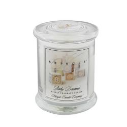Candele profumate Kringle color bianco  Baby Dreams Small Jar online - Prezzo:   19.95 €