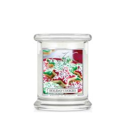 Candele profumate Kringle color bianco  Holiday Cookies Medium Jar online - Prezzo:   26.95 €