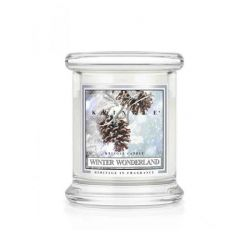 Candele profumate Kringle color bianco  Winter Wonderland Medium Jar online - Prezzo:   26.95 €