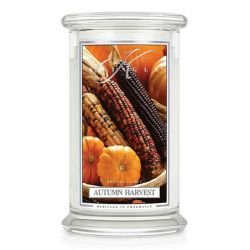 Candele profumate Kringle color bianco  Autumn Harvest Large Jar online - Prezzo:   30.95 €
