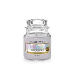 Candele profumate Yankee Candle color grigio  Sweet Nothings Small Jar online - Prezzo:   11.90 €