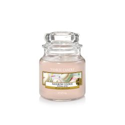 Candele profumate Yankee Candle color rosa  Rainbow Cookie Small Jar online - Prezzo:   11.90 €