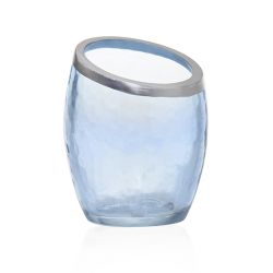 Accessori Yankee Candle color azzurro  Pearlescent Crackle Porta Votivo online - Prezzo:   3.72 €