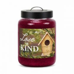 Candele profumate Goose Creek color viola  LOVE IS KIND Mulberry online - Prezzo:   19.53 €