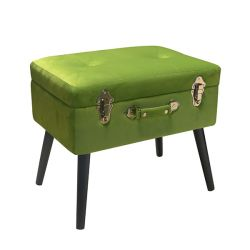 Living Pusher color verde  Bauletto Pouff PUSHER online - Prezzo:   69.00 €