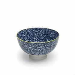 Living Zafferano color blu  TUE Medium Bowl Blu online - Prezzo:   10.50 €
