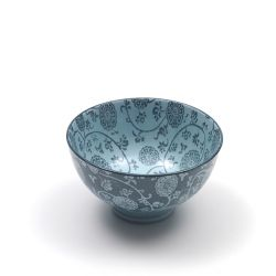 Living Zafferano color azzurro  TUE Medium Bowl Oceano online - Prezzo:   10.50 €