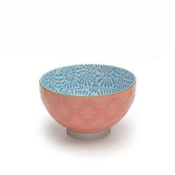 Living Zafferano color arancione  TUE TEX Medium Bowl Arancio online - Prezzo:   12.00 €