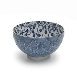Living Zafferano color blu  TUE TEX Big Bowl Blu online - Prezzo:   19.50 €