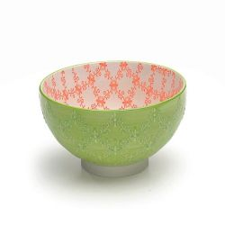 Living Zafferano color verde  TUE TEX Big Bowl Verde mela online - Prezzo:   19.50 €