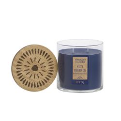 Candele Yankee Candle online  color blu  Misty Mountains Pillar online - Prezzo:   14.90 €
