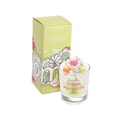 Candele profumate  color verde  PIPED CANDLE Frozen margarita online - Prezzo:   10.90 €