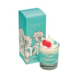 Candele profumate  color azzurro  PIPED CANDLE Jade Princess online - Prezzo:   10.90 €