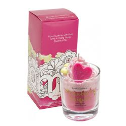 Candele profumate  color rosa  PIPED CANDLE Strawberry Daiquiri online - Prezzo:   10.90 €