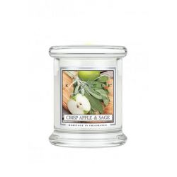 Candele profumate  color bianco  Crisp Apple & Sage Small Jar online - Prezzo:   16.95 €